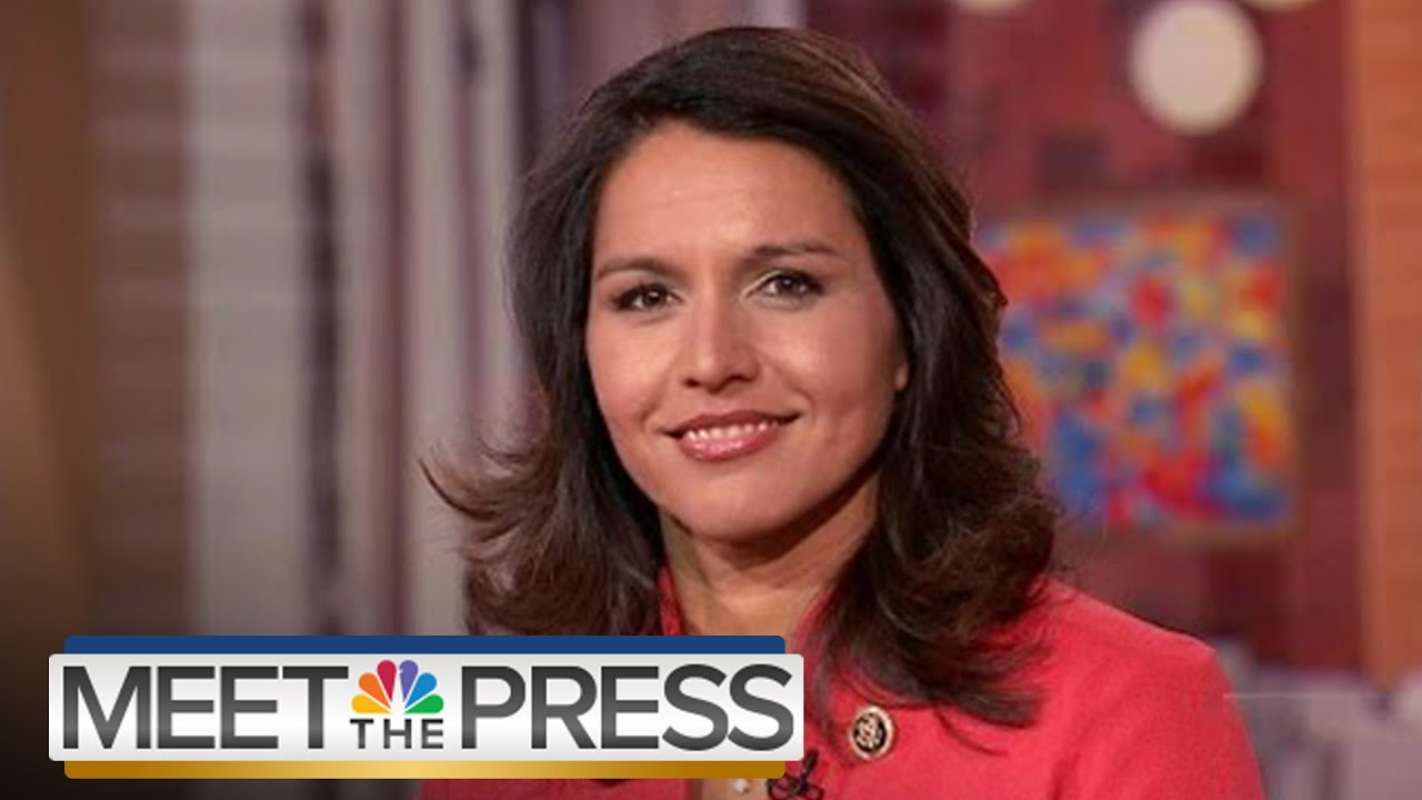 Tulsi Gabbard Resigns As DNC Vice Chair, Endorses Bernie ...