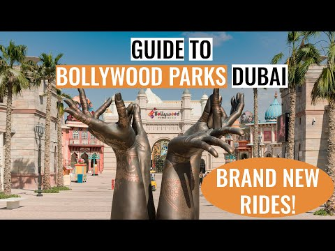 Bollywood Parks Dubai (Dubai Parks and Resorts) | Rayna Tours