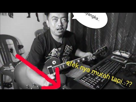 Review Efect Gitar murah Amoon PopRock