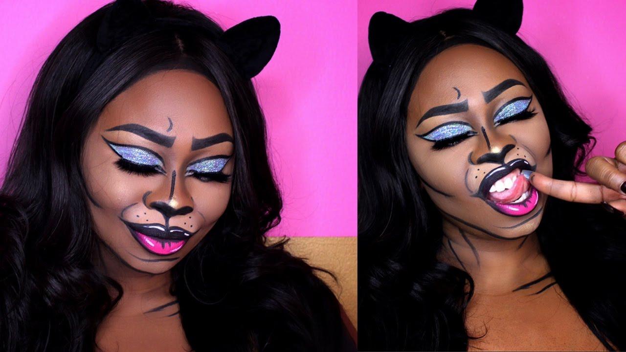 Cat Eye Tutorial Halloween