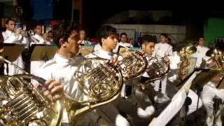 V CINFABAN DE FERRAZ DE VASCONCELOS 2012 [ BAMASO - Banda Marcial Municipal de Sorocaba ]