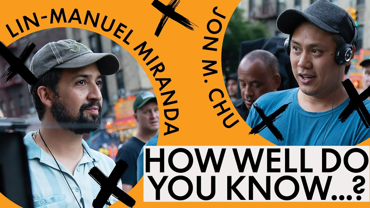 'In The Heights': Lin-Manuel Miranda & Jon M. Chu Play 'How Well Do You Know…'