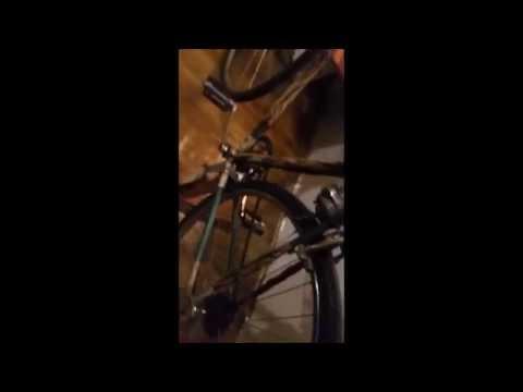 Ролик Генератор из велосипеда