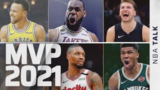 MVP 2021? Keine Chance für HARDEN/GIANNIS & CO.? | NBA Talk Deutsch Maxx