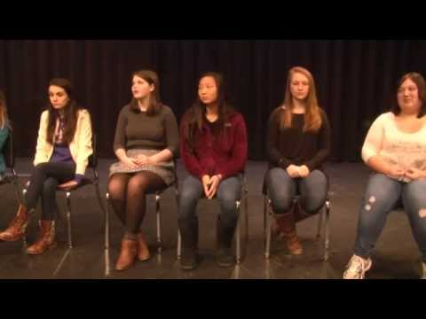 Messalonskee High School students bring their voices to the Maine legislature