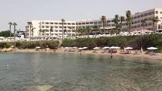 Beach Alexander The Great Beach Hotel Pafos Cyprus Александр Великий Бич Отель Пафос Кипр