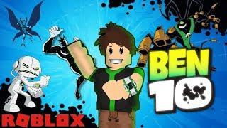 Ben 10 Fighting Game!! (Become ANY Alien) | ROBLOX | Ben 10 Fighting Game