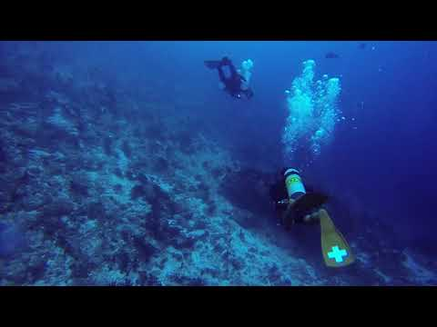 20150723 Scuba Diving in the Maldives: Middle Point