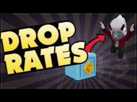 Chance to get a Legendary Brawler in Brawl Stars? NEW DROP RATES