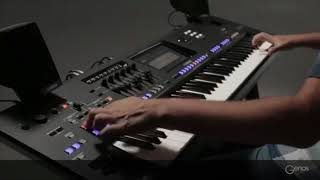 Yamaha GENOS Movie Sounds productions