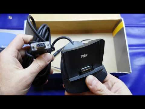 Retro? Palm IIIxe PDA unboxing and teardown