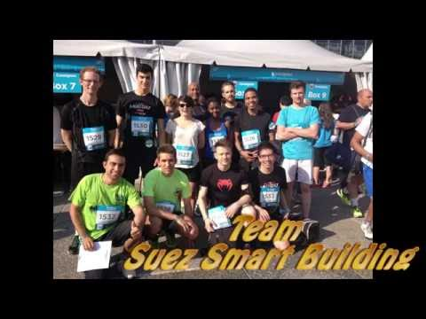 Run at Work  2016 - Suez Smart Building