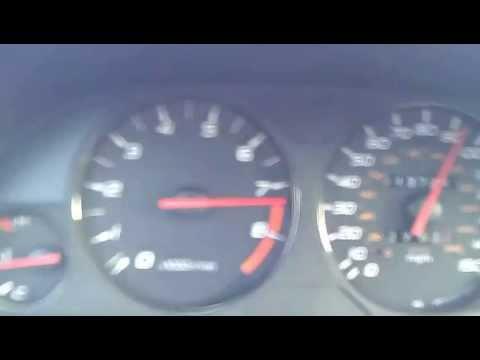 Honda Prelude V 2.2 V-TEC acceleration 0-120mph H22A