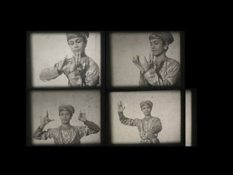 Ram Gopal – Early Film Of Hand, Head And Eye Movements