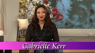 QVC Host Gabrielle Kerr