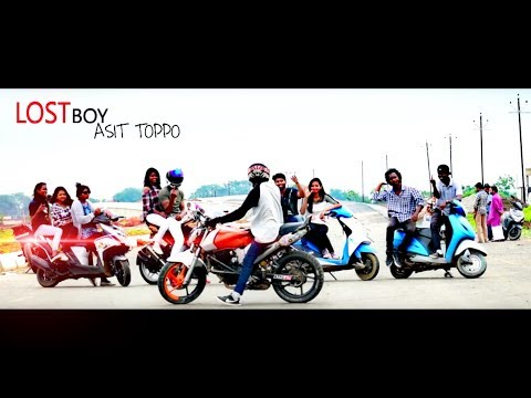 LOST BOY ''ASIT TOPPO'' 2K17 exclusive full video FZ STUNTS JHARKHAND RANCHI