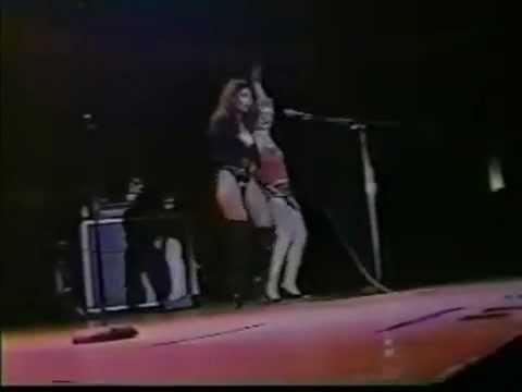 Vanity 6 Live Minneapolis Music Awards'82