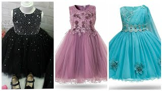 Gorgeous Party wear Baby Frocks Latest Designs Ideas