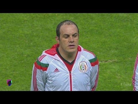 ¿Cuauhtémoc Blanco el mejor jugador de la Selección Mexicana en la historia