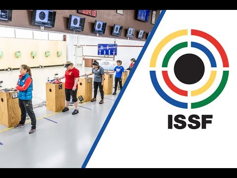 10m Air Pistol Women Final - 2018 ISSF World Cup Stage 3 in Fort Benning (USA)