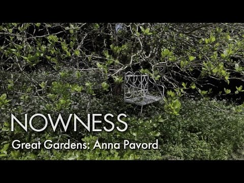 """Great Gardens: """"Anna Pavord"""" by Howard Sooley"""