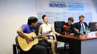 Lume Irina Tarasiuk & KovalskY - TU (Siguranța în Trafic) acoustic
