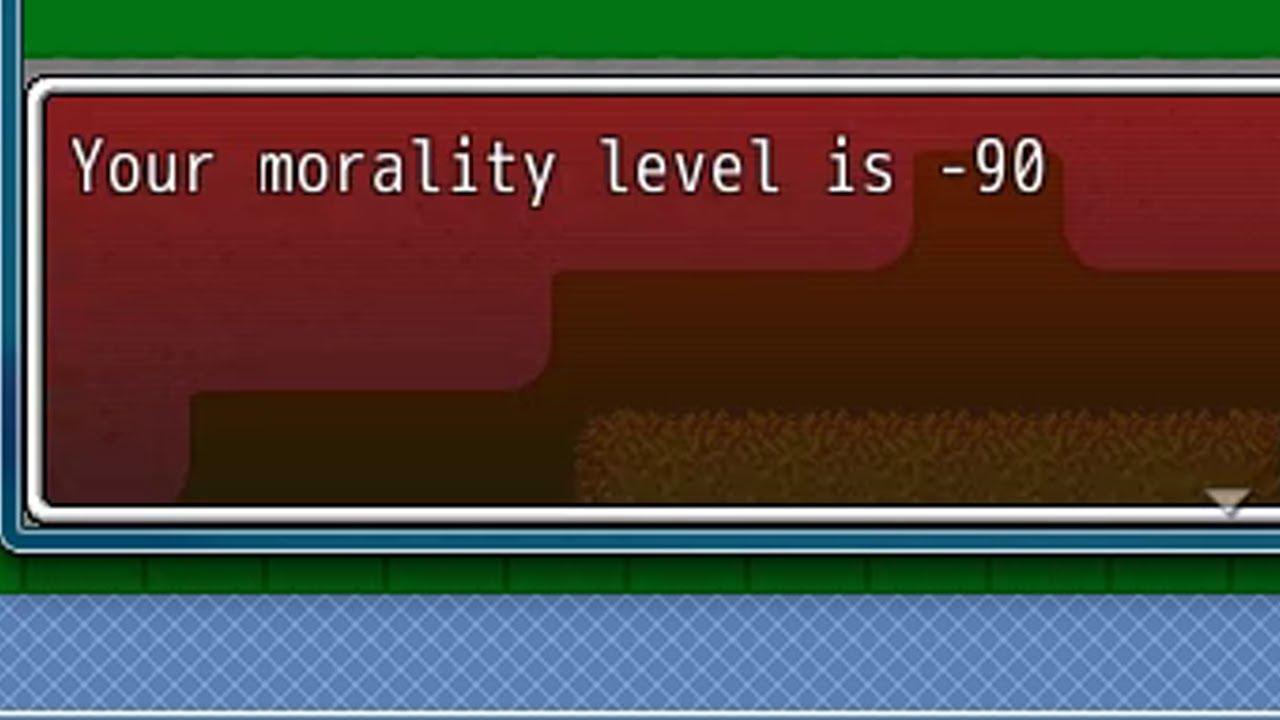 Repeat Simple Karma/Morality System Tutorial - RPG Maker VX
