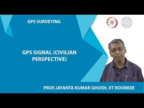 GPS Signal (Civilian Perspective)