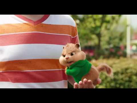 Alvin and the Chipmunks The Road Chip : Theodore funny dance