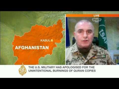 Al Jazeera speaks to ISAF about Kabul ministry shootings