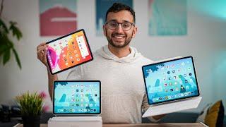 The Best iPad to Buy in 2021 - iPad Pro vs iPad Air vs iPad 8th Generation