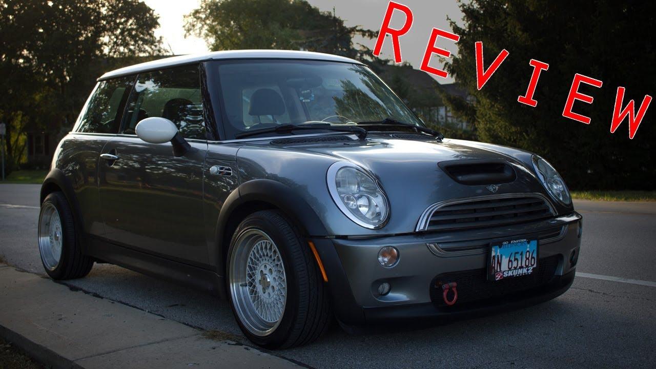 2002 Mini Cooper S Review