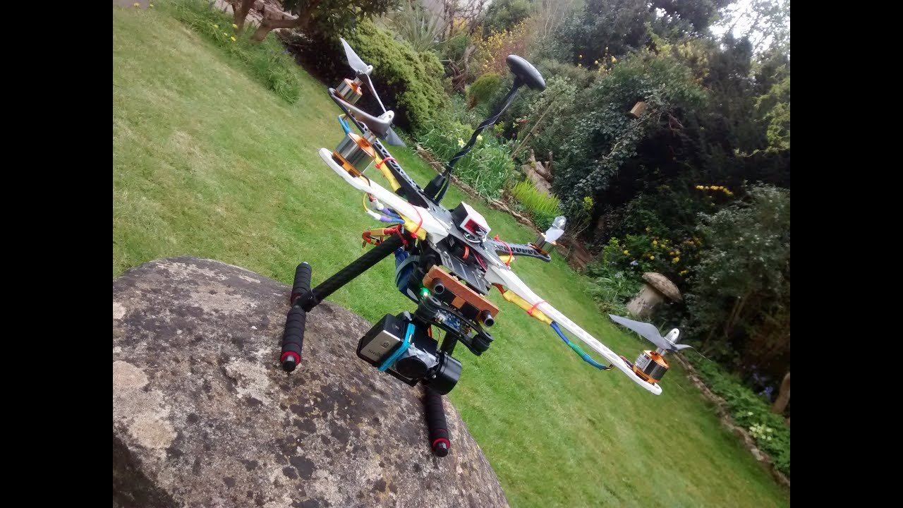 Diy drone aerial video testing youtube solutioingenieria Image collections