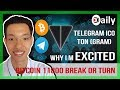 🌱TELEGRAM ICO - TON (GRAM) REVIEW   WHY I M EXCITED   WECHAT KILLER