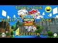 Guild Wars 2: Super Adventure Box - World 1, Zone 1 - Tribulation Mode Speedrun (sub 3:30)