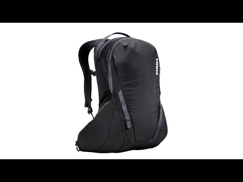 Snowsport Backpack - Thule Upslope 20L (instructions)