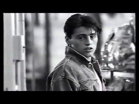 Young Matt LeBlanc