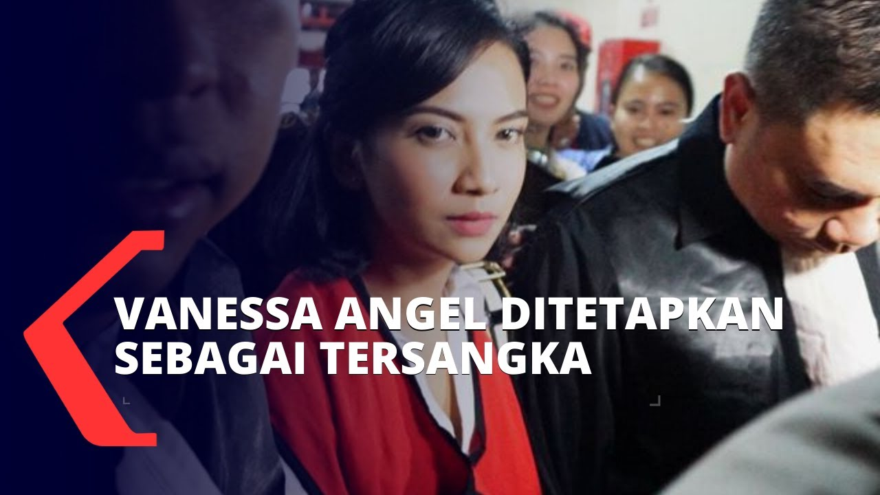 Polisi Tetapkan Vanessa Angel Sebagai Tersangka Kasus Dugaan