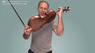 Fiddlerman Artist Viola for Dennis