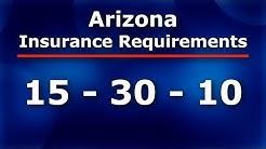 Car Insurance AZ - State Minimum Car Insurance