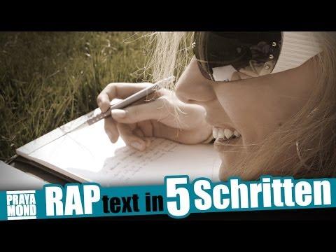 Dein Raptext in 5 Schritten! - Tutorial
