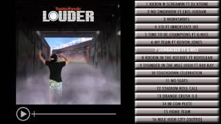 TheMadFanatic - Louder (Full Album)