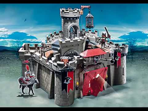 nouveaut s playmobil 2015 th me des chevaliers youtube. Black Bedroom Furniture Sets. Home Design Ideas