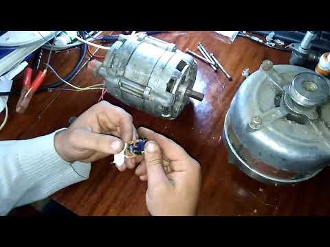 Схема электрическая ветрогенератора своими руками