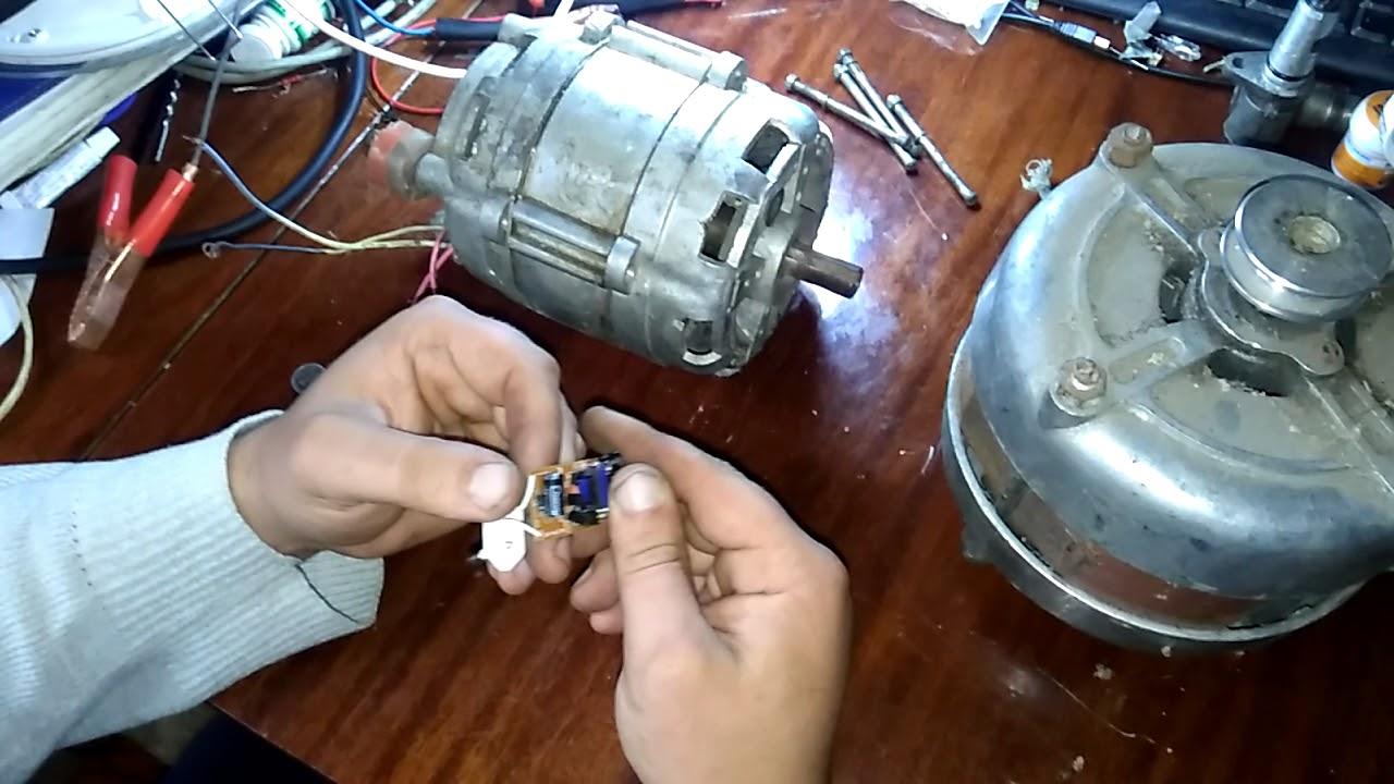 Ветро генератор своими руками ч1