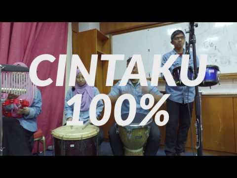 Cintaku 100% | Recital 9.0 | IIUM Andeka Caklempong