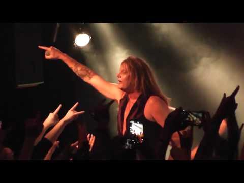"SEBASTIAN BACH ""yOuTh gOnE WiLd"" - live in Edmonton June 12, 2015"