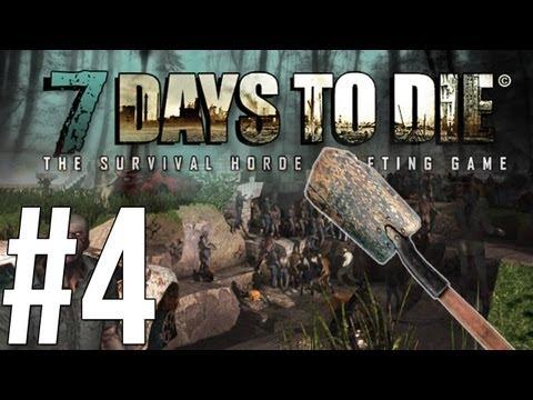 7 Days to Die - เช้าวันพรุ่งนี้! - Alpha - (4) Co-op w/Malternative