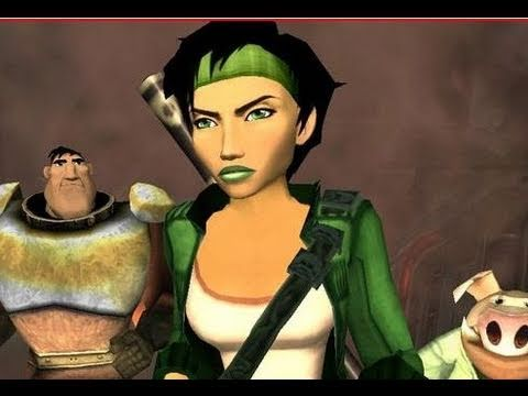 Beyond Good & Evil HD: Launch Trailer