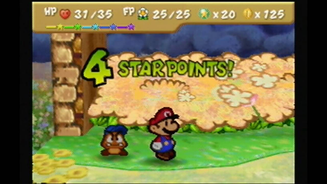 Great paper mario flower fields images images for wedding gown lets play paper mario episode 40 flower fields is boring youtube mightylinksfo
